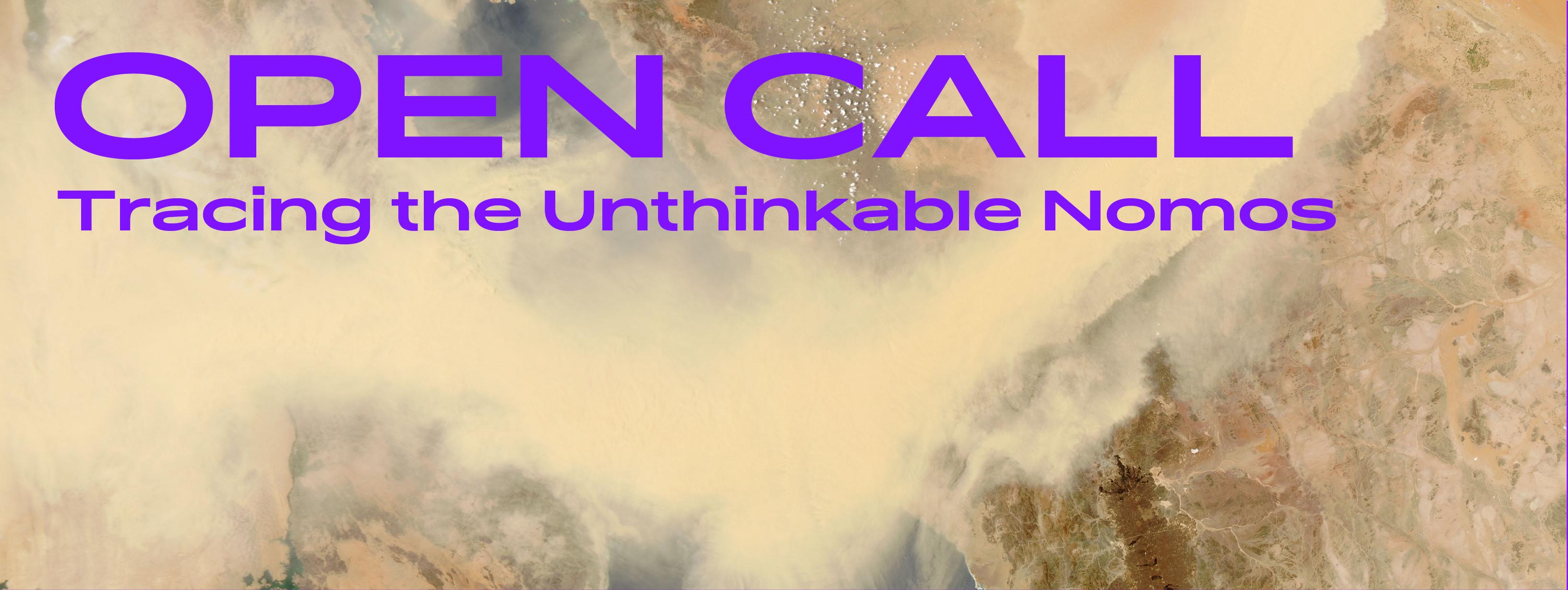 Unthinkable Nomos